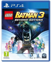 LEGO Batman 3: Beyond Gotham - Sony PlayStation 4 - Lapset
