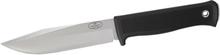 Fällkniven S1 Zytel Kniv Svart/Silver