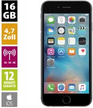 Apple iPhone 6 (16GB) - spacegrau