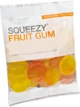 Squeezy Fruit Gum Fruktsmak, 50g