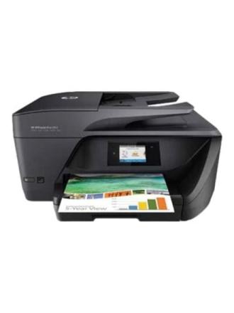 Officejet Pro 6960 All-in-One Kirjoitin Monitoimilaite faksilla - väri - Muste