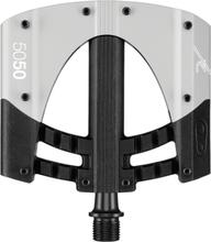 Crankbrothers 5050 2 Pedaler Svart/Silver, 480 gr. per set