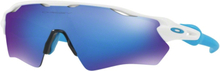 Oakley Radar EV XS Path Glasögon Polished White/Sapphire Iridium