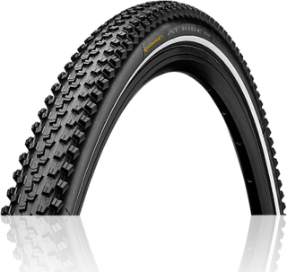 Continental At Ride 42-622 Däck Svart/Reflex, 700x42c, 84 TPI, 510 g