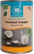 Urtekram Bio Coconut Cream 400 ml