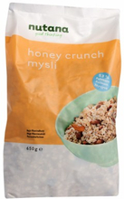 Nutana Honey Crunch Mysli 650 g
