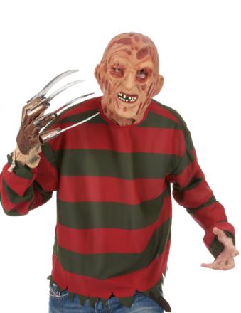 Freddy Krueger mask vuxen One-size