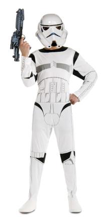 Kostume Stormtrooper Star Wars voksen One-size - Vegaoo.dk