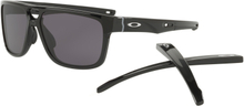 Oakley Crossrange Patch Glasögon Polished Black/Warmgrey