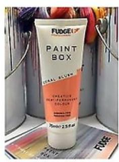 Fudge Fudge PaintBox Coral Blush