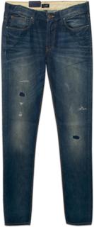Armani Jeans Armani Jeans Slim J06 nödställda Jeans