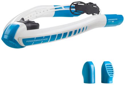 AMEO Powerbreather Lap 2.0 , sininen/valkoinen 2019 Uintivarusteet