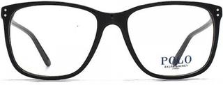 Polo Ralph Lauren PH2138 briller i skinnende sort