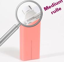 Italian Flying Pink Titanium Wax 100 ml. Medium rulle