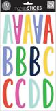 Mig och min stora idéer MAMBI pinnar stora alfabet