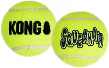 Kong Air Squeaker Tennis Ball Medium 1pcs
