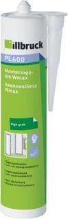 illbruck PL600 Monteringslim Wmax 300ml