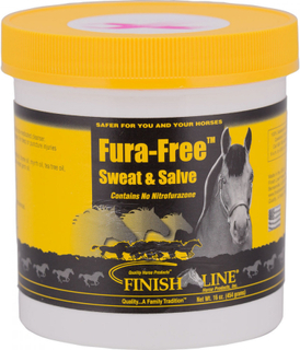 Finish Line Fura-Free: Sweat & Salve gel - 0,45 kilo