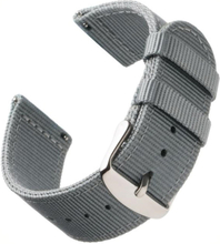 Bofink® Nordic Nylon Strap for Skagen Hagen - Grey