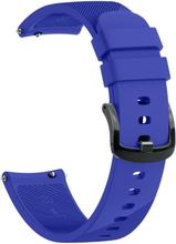 Garmin Forerunner 645 twill silicone watch band - Blue