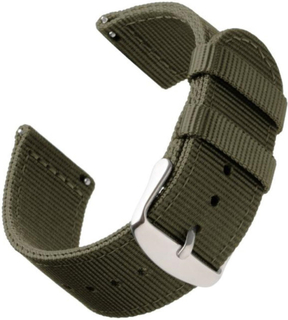 Bofink® Nordic Nylon Strap for Amazfit Stratos - Army