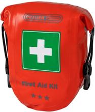 Ortlieb Första hjälpen-väska m/innehåll Röd, 0,6L, 140g.