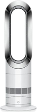 Dyson AM09 Hot + Cool Bordsfläkt Vit/Silver