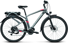 Kross Trans Hybrid 3.0 Dam Elcykel 1 x 9 växlar, 28