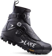 Lake MXZ 303 Wide skor Svart, Suverän cykelsko för vintern!