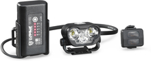 Lupine Blika R 4 SmartCore Pannlampa 2100 L, m/Hjälmfeste og Bluetooth
