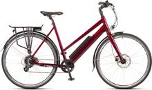Gavia Torino El-cykel Bafang motor, LCD Display, integrert Bat