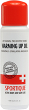 Sportique Warming Up Oil 100 ml