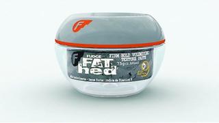 Fudge Fudge fett Hed Firm Hold volymgivande konsistens pasta
