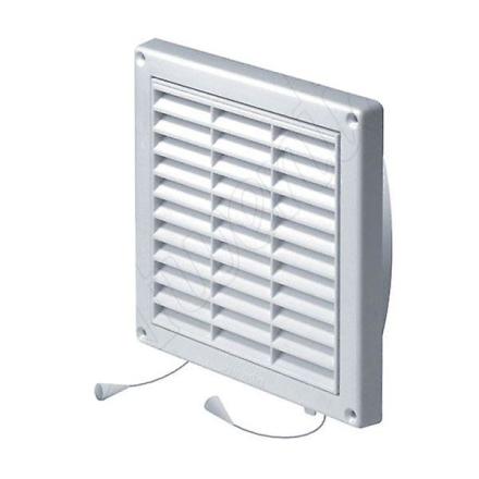 Væg Ventilation gitter kanalen dækning med Net Pull ledningen og lu...