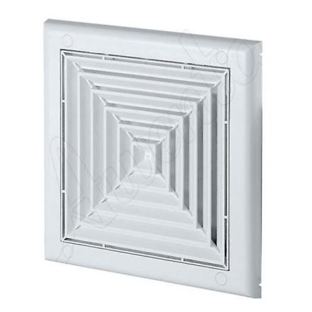 150x150mm væg Ventilation gitter Cap Anti insekter netto 100-125mm ...