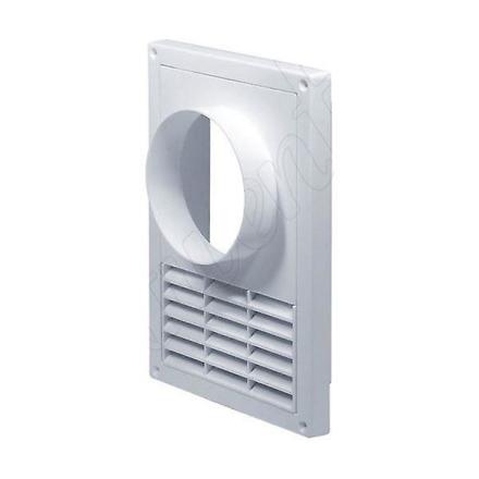 130x200mm køkken køkken Hood væg Ventilation gitter Cap 100-125mm D...