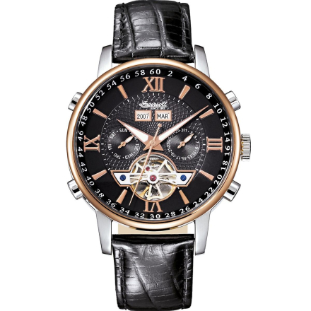 Ingersoll menns ur armbåndsur automatisk Grand Canyon II IN4503RWH