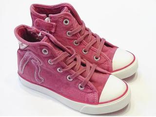 Replay piger Pink Canvas High Top | Replay sko - Fulton EU33