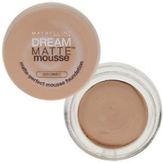 Maybelline New York Maybelline Dream Matte Mousse - Cameo 020 18 ml