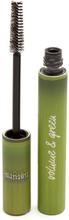 Natural Mascara Volume & Green - Svart, 5 ml
