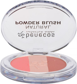 Natural Powder Trio Blush Fall in Love, 5 g