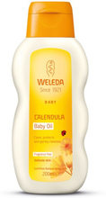 Calendula Baby Oil, 200 ml