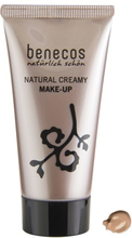 Natural Creamy Make-Up, 30 ml, Honey