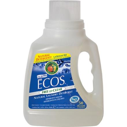 ECOS Laundry Detergent Fragrance Free, 1,5 L