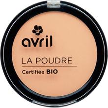 Organic Compact Powder, 7 g, Clair