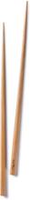 Ätpinnar i ekologisk bambu, 2 st