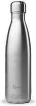 Isolerad Rostfri Flaska i borstat stål, 500 ml