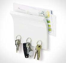 Umbra - Magnetter - Nøkkel Og Brevholder