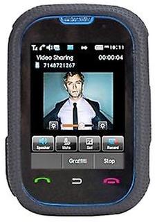 Body Glove Snap-On skyddsfodral för Pantech Pursuit P9020 - platt t...