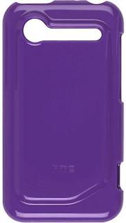 HTC TPU Skin Case för HTC DROID Incredible 2 - lila (70H 00391-02M)